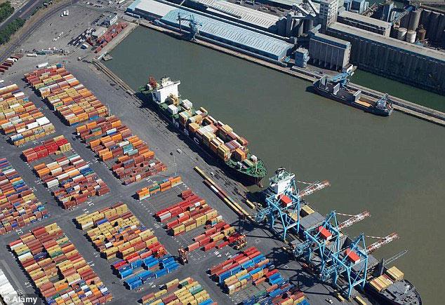 Case Study: Bootle Docks, Liverpool