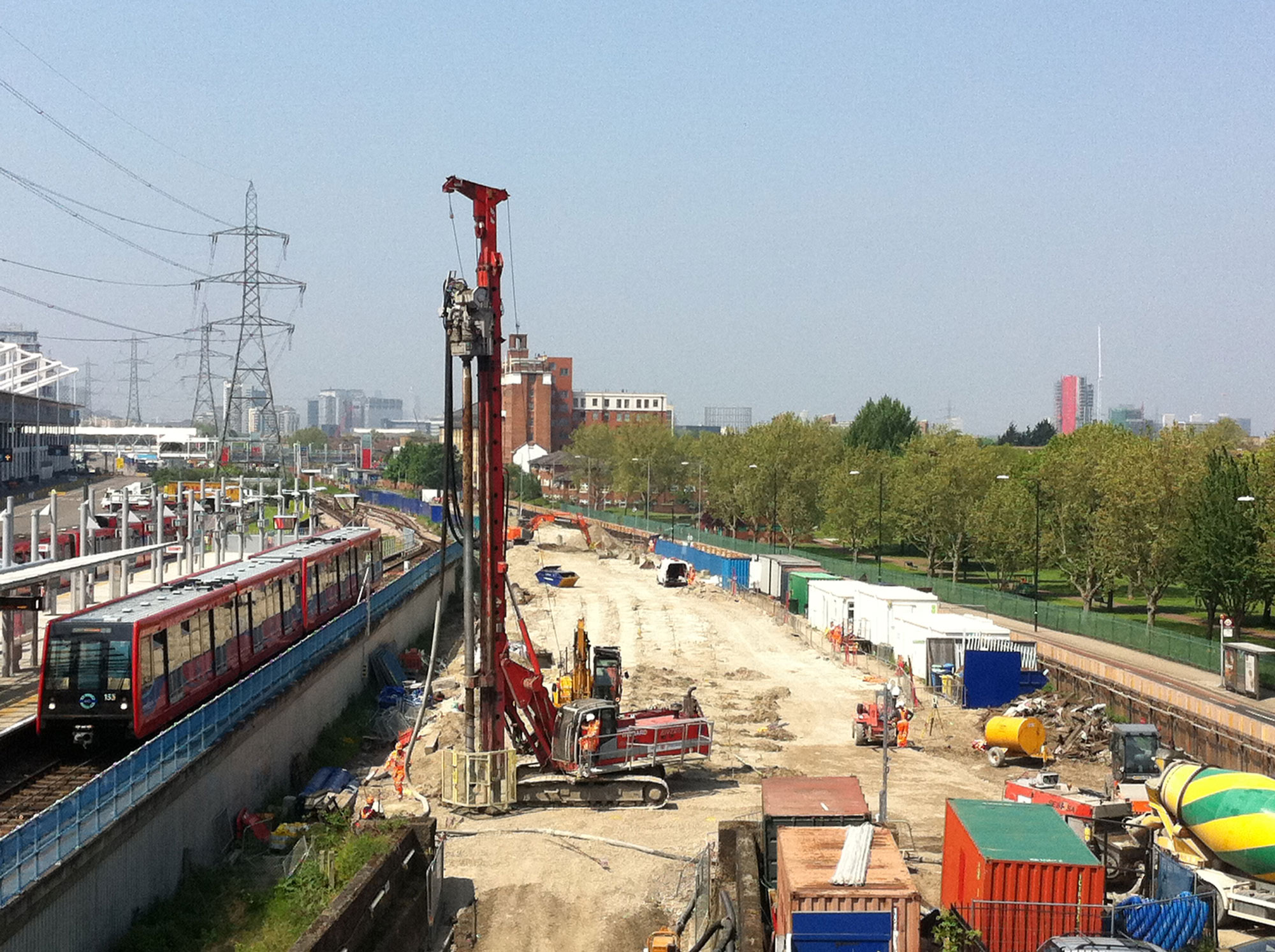 Case Study: Connaught Crossrail Tunnel, London
