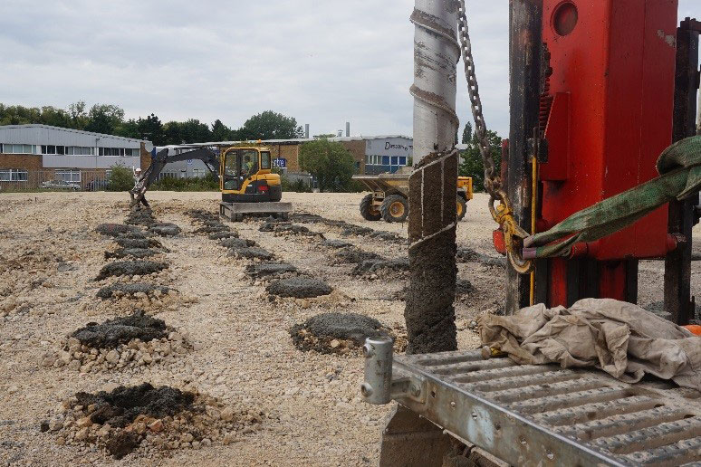 Case Study: Industrial Units, Harlow