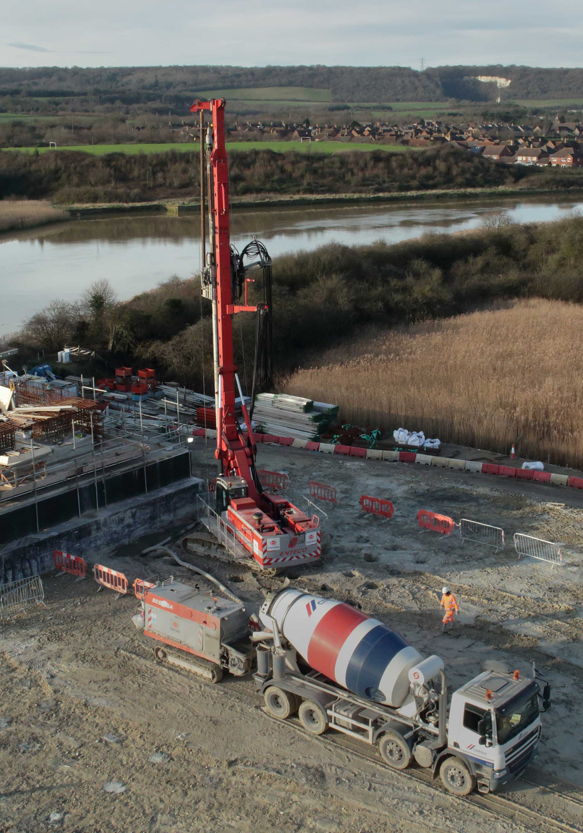Case Study: Medway Valley Crossing, Holborough