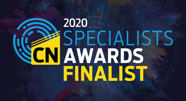 Construction News Awards 2020 Logo